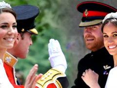 Битва королевских невест: в сети не утихают споры о том, кто лучше Кейт Миддлтон или Меган Маркл