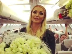 """""""Для наглой Волочковой правила не писаны"""": балерина спровоцировала конфликт на борту самолета"""