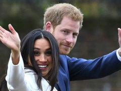 Самая ожидаемая и обсуждаемая свадьба года — Меган Маркл и принц Гарри отправляются под венец
