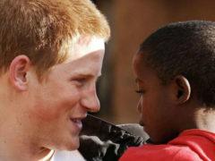 Что связывает принца Гарри и мальчика-сироту, с которым он познакомился 14 лет назад в Африке
