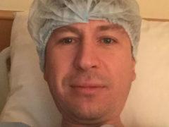 Весь изрезанный эскулапами Алексей Ягудин перенес еще одну серьезнейшую операцию на голове