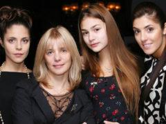 Пользователи сети заподозрили, что болезненно худая дочь Веры Глаголевой страдает от анорексии