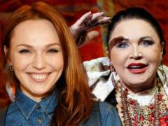 Жена Валерия Меладзе потеснила Надежду Бабкину, став соведущей в передаче «Модный приговор»