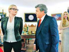 После потери отца интеллигентная дочь Задорнова превратилась в агрессивную и жестокую женщину