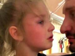 """""""Да, приходится терпеть боль!"""": в сети возмущены обращением Эдгара Запашного с собственной дочкой"""
