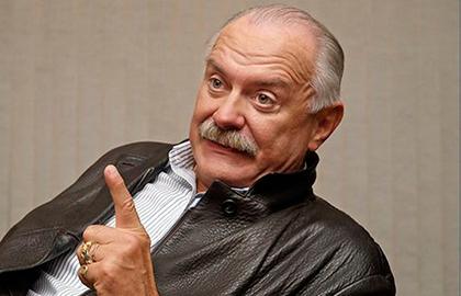 Никита Михалков рассказал, как зарабатывать полтора миллиона вдень изоражения