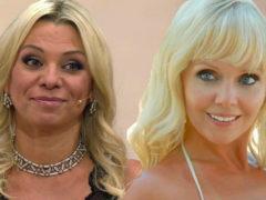 Битва двух блондинок: фанаты Валерии и Салтыковой спорят, кто из певиц круче выглядит в купальнике