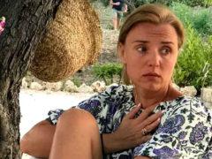 С Ксенией Алферовой произошел несчастный случай – актриса серьезно пострадала на отдыхе в Италии