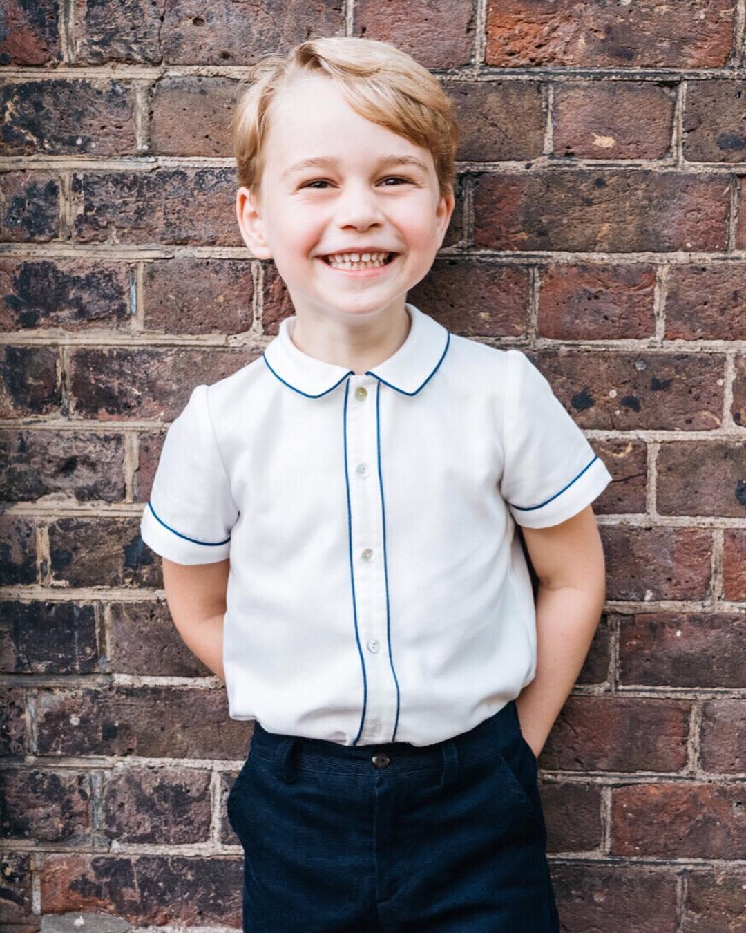 Детство закончилось: пятилетний сын Кейт Миддлтон и принца Уильяма готовится стать королем Британии