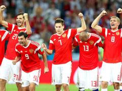«Спасибо вам за веру в нас!»: сборная России со слезами на глазах обратилась к своим болельщикам