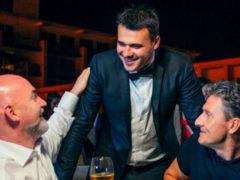 Эмин Агаларов женился на модели: опубликованы эксклюзивные фото и видео роскошной свадьбы