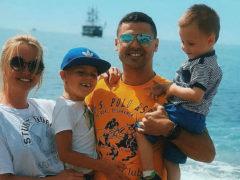 Пынзари отказались возвращаться в Россию, а их старший сын пойдет в этом году в турецкую школу