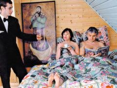 Она притягивает, как магнит: все мужчины в жизни Ларисы Гузеевой, которые так и не стали ее мужьями