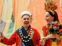 Пока Петросян разводится, Грушевский женился в третий раз: юморист удивил спонтанным поступком