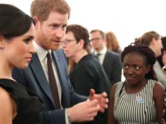 В семействе принца Гарри и герцогини Меган ожидается пополнение в лице маленькой темнокожей девочки
