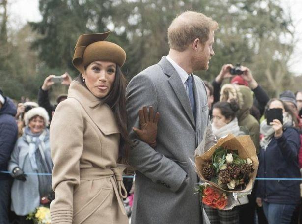 Меган Маркл вновь опозорила королевскую семью, оголившись перед камерами на важном мероприятии