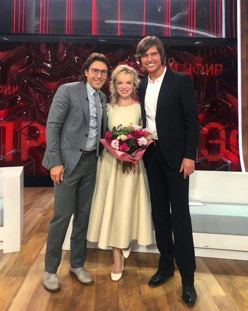 Виталина Цымбалюк-Романовская строит грандиозные планы на самого талантливого холостяка России