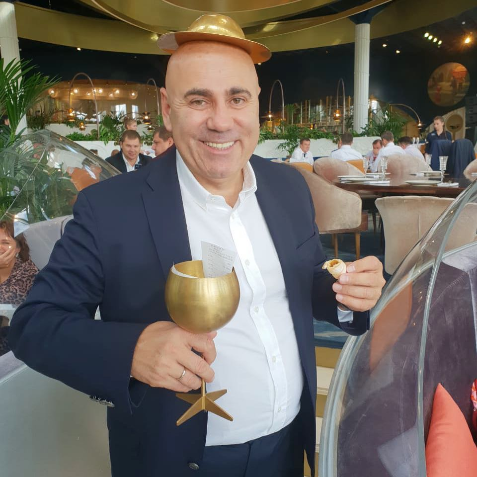 Бывшие друзья: Иосиф Пригожин заявил о неприязни к Аврааму Руссо, который сбежал с его деньгами на Кипр
