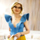 Эвелина Хромченко раскритиковала неординарное платье Моники Белуччи на Миланской Неделе моды
