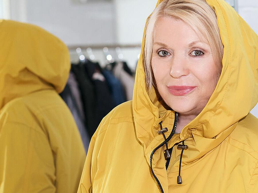 Галина Польских находится под капельницами в одной из столичных клиник из-за проблем со здоровьем