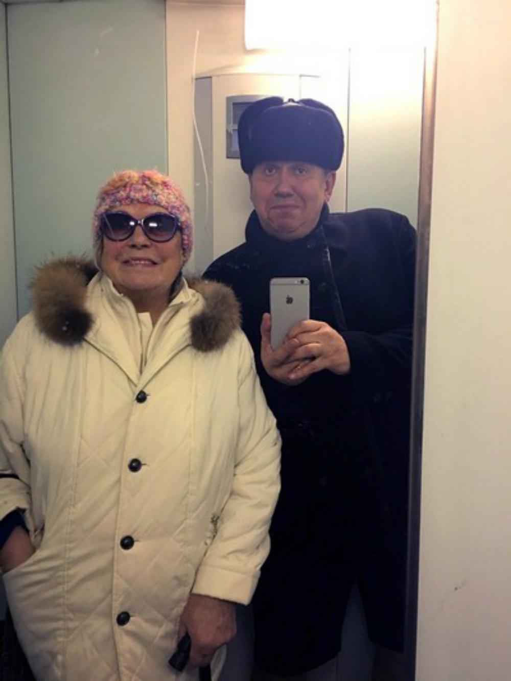 Дочь-уголовница Лидии Федосеевой-Шукшиной продала квартиру в центре Питера без ведома матери