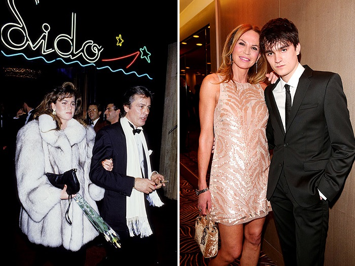 Младший сын Алена Делона вырос красавчиком: темное прошлое наркомана и беспечная жизнь модели Dior
