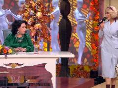 Эксперты моды заставили рублевскую жену Алену Кравец сменить шикарные платья на скромный гардероб
