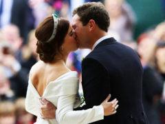 Внучка британской королевы вышла замуж за официанта: в сеть попали первые фото с роскошной церемонии