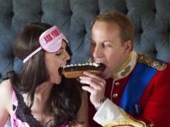 Вся сеть обсуждает скандальные фото Кейт Миддлтон и принца Уильяма в компании новорожденного сына