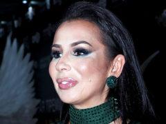 Не хуже Волочковой: бывшая жена Грачевского появилась на публике в голом платье и села на шпагат