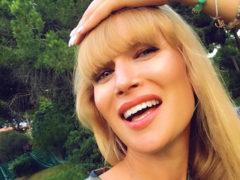 Симпатичный и с карими глазами: поклонники Олеси Судзиловской в восторге от ее нового мохнатого друга
