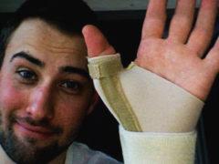 Переживший тяжелую утрату Шепелев госпитализирован в одну из столичных клиник в отделение неврологии