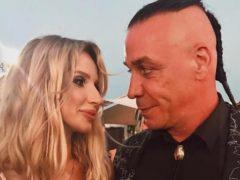 Лободу забрал из больницы Тилль Линдеманн, лидер Rammstein: фанаты жаждут правды про их отношения