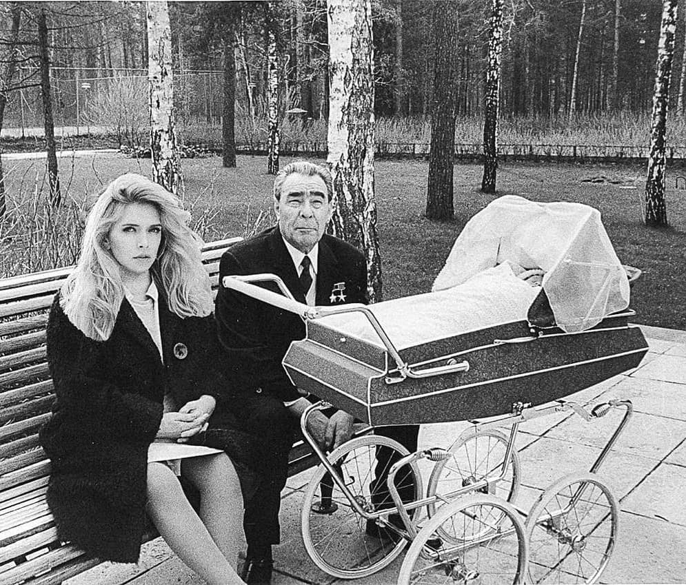 """""""Отвратительно, неприятно смотреть!"""": Брежневу отругали за странную шутку про известного однофамильца"""