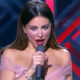 Поклонники Ани Лорак возмущены развратным нарядом певицы: сквозь бледно-розовое платье видно все