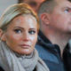 На прощании с певцом Евгением Осиным Дана Борисова назвала его вдову и дочь «бессовестными людьми»
