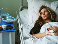 """""""Упала и очнулась уже в больнице"""": Лобода разрыдалась от страха, едва не лишившись ноги на репетиции"""