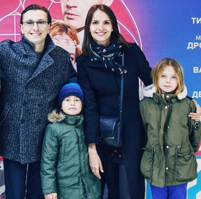 Александра безрукова дочь сергея безрукова фото
