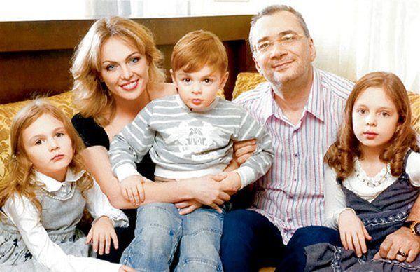 Константин меладзе бывшая жена и дети фото