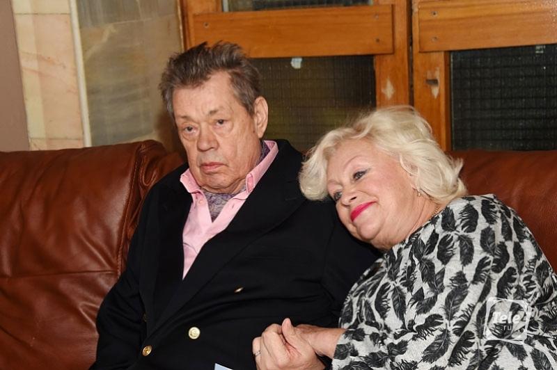 «Сам Коля просил меня об этом»: вдова Караченцова нашла ему замену в лице близкого друга-каскадера