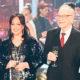 Лариса Гузеева приоткрыла тайны закулисья: телеведущая опубликовала кадры со съемок «Голубого огонька»