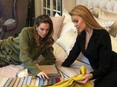 Грядут перемены: в ожидании ребенка певица Саша Савельева затеяла глобальный ремонт в своей квартире