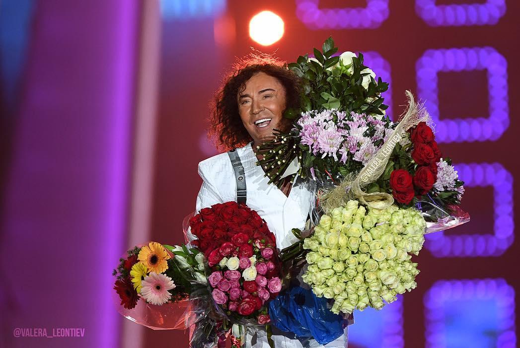 Здоровье Валерия Леонтьева оставляет желать лучшего – певец объявил, что в скоро уйдет навсегда