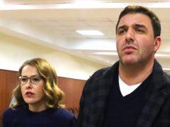 «Если ты попросишь, я оставлю тебе квартиру»: Ксения Собчак и Максим Виторган обсудили условия развода