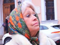 Поргина объяснила, почему не будет носить траур, скорбеть по мужу и снова отправляется путешествовать