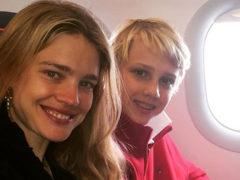 Эксклюзивные фото: повзрослевший сын супермодели Натальи Водяновой стал роковым красавцем