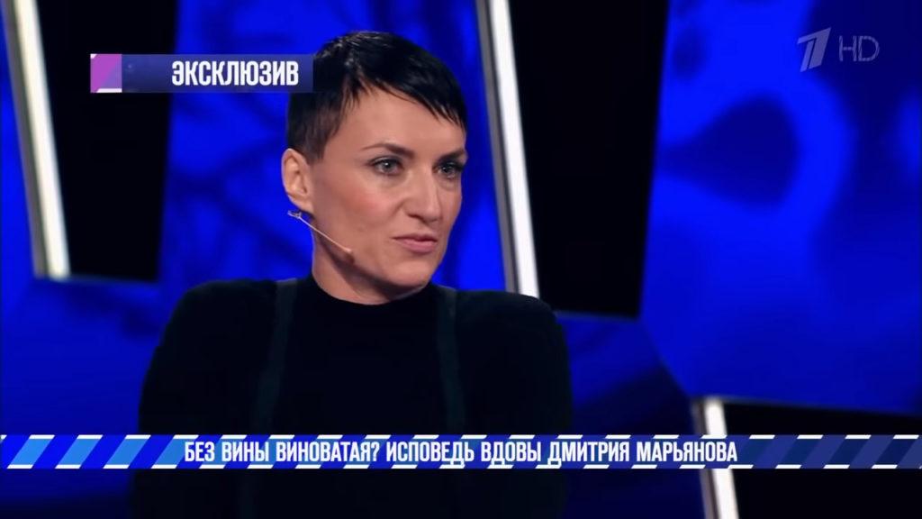Вдова Марьянова впервые честно о последнем звонке мужа из клиники и о том, как хочет поделить наследство
