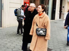 Роскошная Брухунова обручилась с Евгением Петросяном и сейчас не мыслит жизни за пределами России