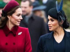Кто прекрасней всех на свете: Меган Маркл отбила у Кейт Миддлтон звание самой модной королевской особы года