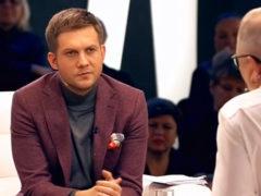 """""""Изменил с подругой"""": Корчевников с презрением отнесся к новому гостю программы """"Судьба человека"""""""